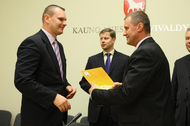 A.Kupčinskas: Kaunas – pajėgus surengti olimpinės atrankos turnyrą