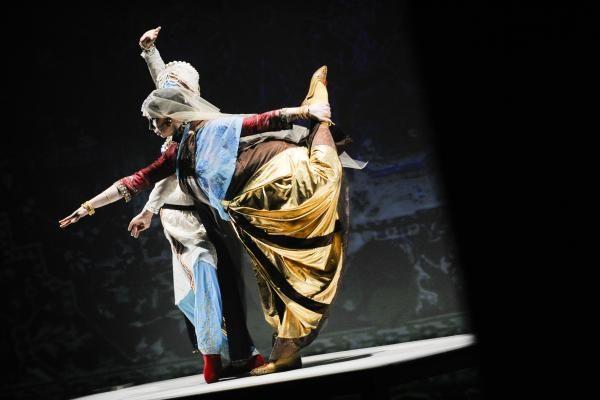 G.Ivanausko spektaklyje susikirto A.Grigaliūnienės ir D.Šembero keliai