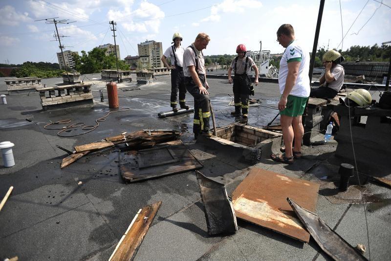 Po reformos provincijoje gaisrus gesins savanoriai