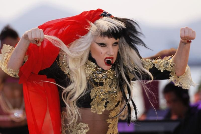 Vilniuje koncertuos popmuzikos atlikėja Lady Gaga (papildyta)