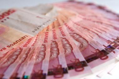 Iš rezervo fondo bus paimta daugiau nei 100 tūkst. litų