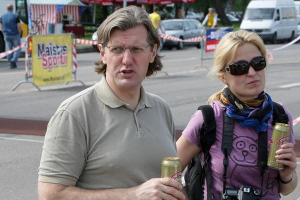 Kauno gatvėse karaliavo dviratininkai
