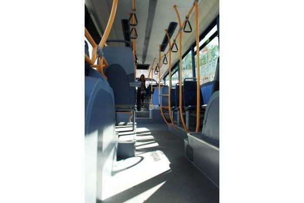 Klaipėdiečius vežioja autobusas su kondicionieriumi