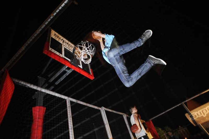 Šeštadienį Laisvės alėjoje – krepšinio talentų kova