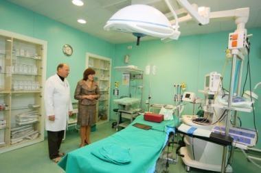 Kiek kainuoja gimdymas arba legalus kyšis į ligoninės kasą