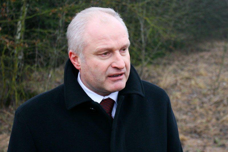 """Sprendžiama, ar nutraukti bylą buvusiam """"Vilniaus vandenų"""" vadovui"""