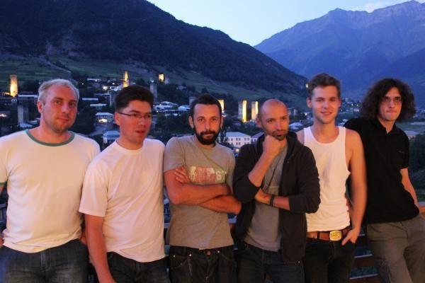 """""""InCulto"""" su koncertais lankėsi Gruzijoje ir Baltarusijoje"""
