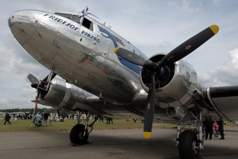 Lietuvos pajūrį aplankys istorinis Antrojo pasaulinio karo lėktuvas