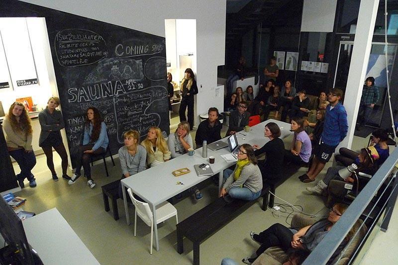 Atvirose studijose Nidos meno kolonijoje – daugiau nei 50 kūrėjų