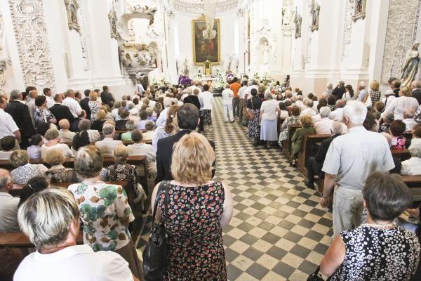 Minint mėnesį po A.Brazausko mirties Mišios laikytos ne Katedroje
