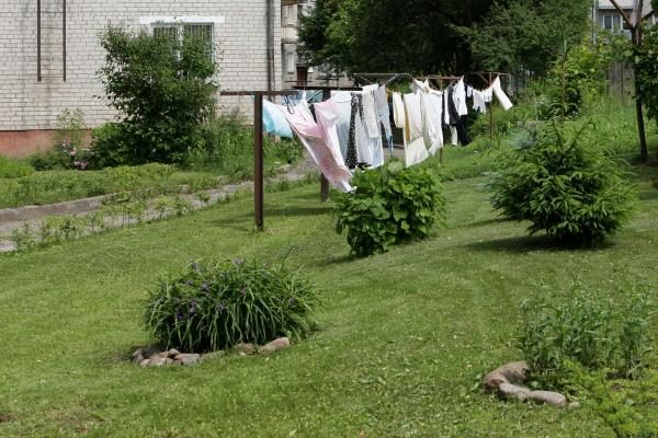 Daugiabučiai namai: kiemai kartais tampa mūšio lauku