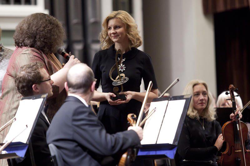 """Paskelbti """"Didžiojo muzikų parado"""" laureatai"""