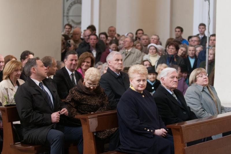 Naujasis Vilniaus arkivyskupas ragino siekti dvasinio atsinaujinimo