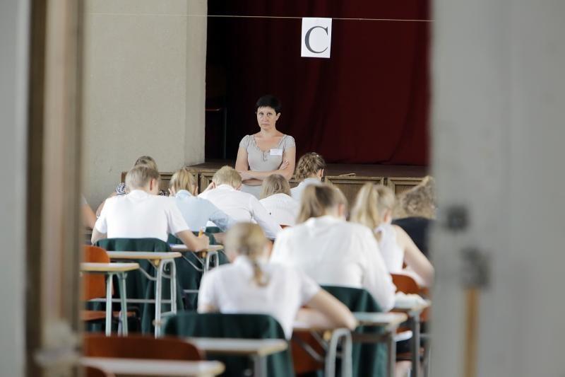 Abiturientų sąskaitoje – ir rusų kalbos egzaminas