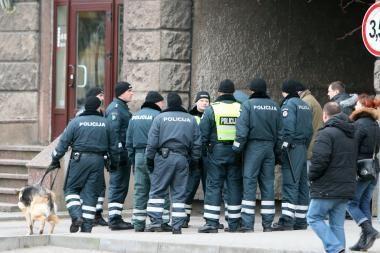 Klaipėdos policijos laukia permainos