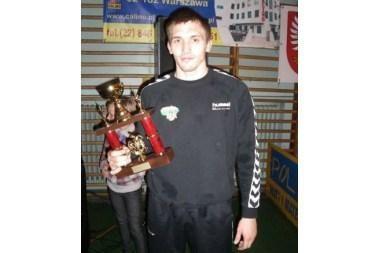 G.Morkis - tarptautinio imtynių turnyro Varšuvoje nugalėtojas