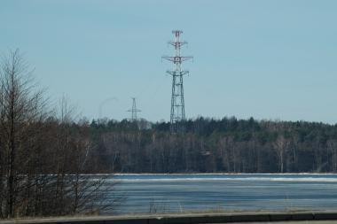 Elektrą per Kuršių marias siūloma tiekti požeminiais kabeliais
