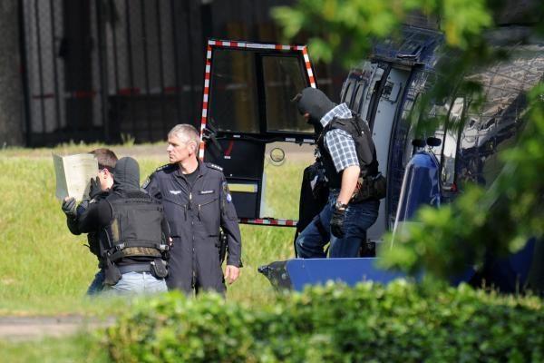Vokietijoje sulaikyti sprogdinimus planavę