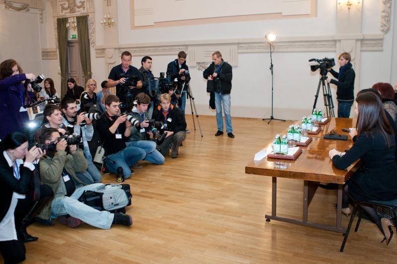 V.Judaškinas apie laisvalaikį Vilniuje kalbėjo paslaptingai