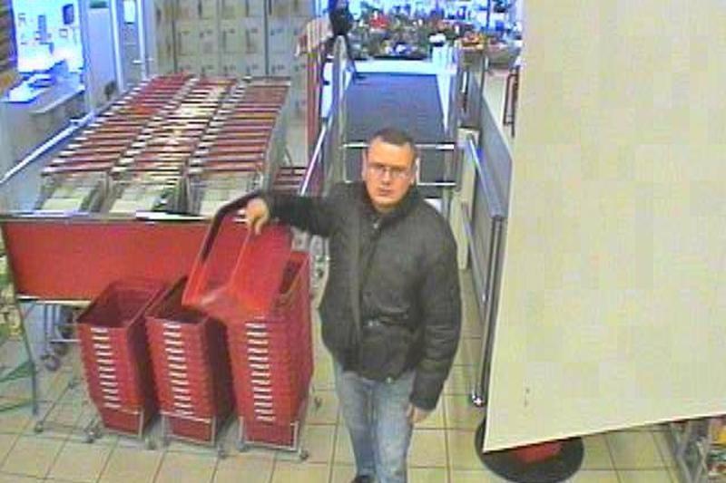 Klaipėdos policija prašo padėti atpažinti įtariamąjį