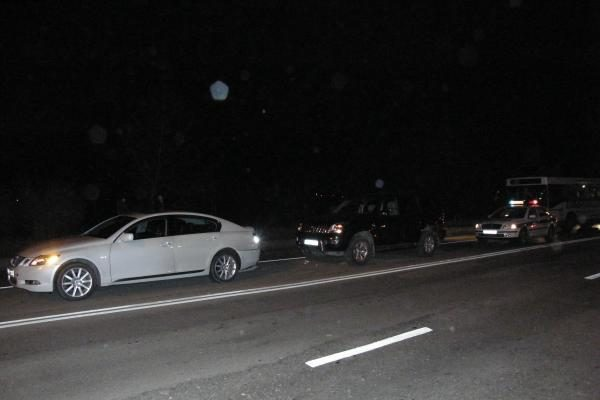 Per policijos reidą – girto vairuotojo avarija