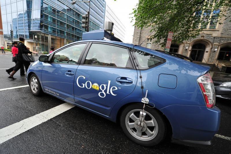 """E.Masiulis prašo peržiūrėti draudimą vykdyti """"Google Maps Street View"""