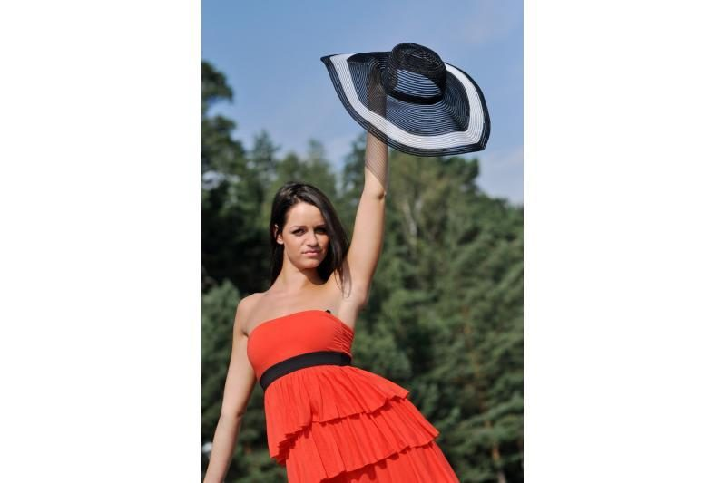 """""""Žalgirio"""" šokėja Kamilė siekia karščiausios šokėjos titulo"""