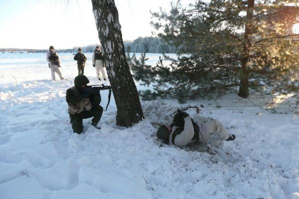 Misijai Afganistane besirengiantys kariai įgūdžius tobulino Klaipėdoje