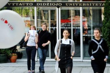 Šį rudenį VDU – itin gausus užsienio studentų būrys