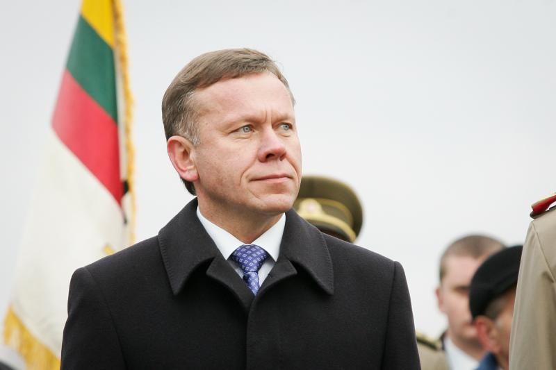 Atleistas korupcija įtariamas Radviliškio meras A.Čepononis