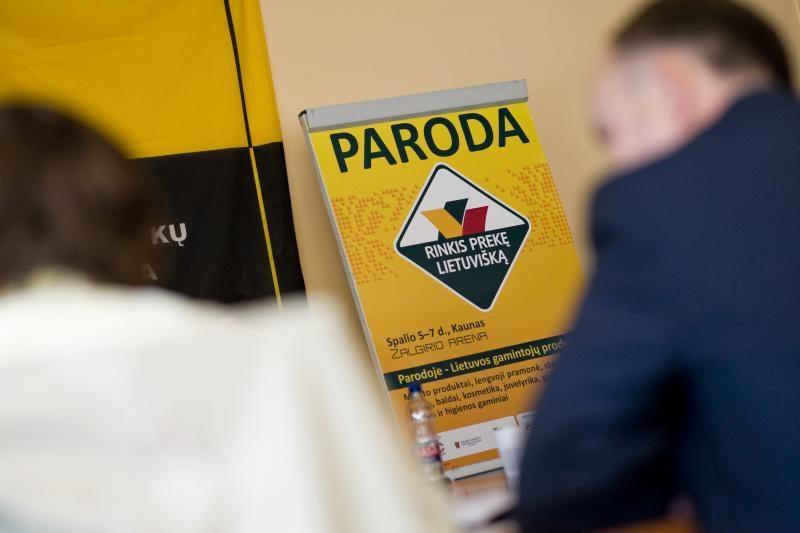 """Į Kauną sugrįžta paroda """"Rinkis prekę lietuvišką"""