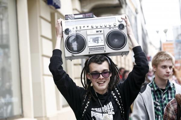 Gatvės muzikos diena: šeštadienį Vilnių užvaldys muzikantai