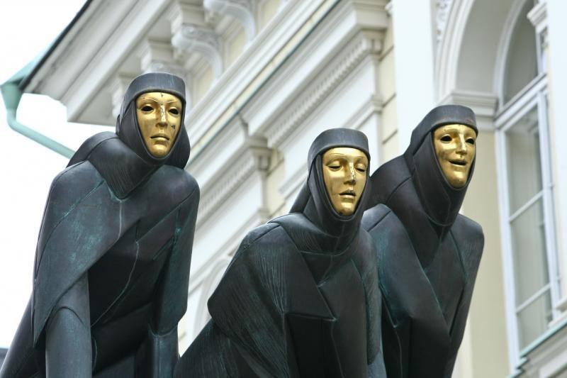 Nacionalinis dramos teatras naująjį sezoną žada naują veidą