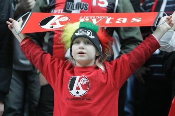 Vilniečiai - Baltijos lygos taurės turnyro finale