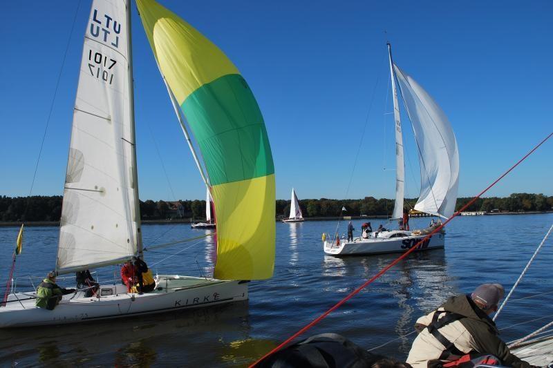 Rudeninėje Baltijoje vyks paskutinė regata šį sezoną