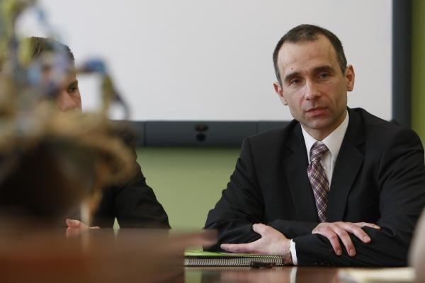 """Pokyčiai """"Klaipėdos naftoje"""": J.Aušrą keičia R.Masiulis iš"""