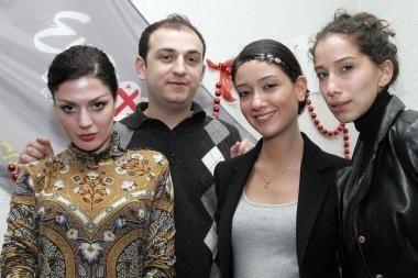 """V.Putiną pašiepianti gruzinų daina """"Eurovizijoje"""" neskambės"""