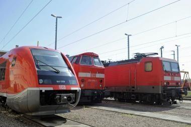 Pristatytos geležinkelių paslaugų kokybės gerinimo priemonės
