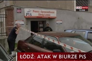 Po išpuolio sustiprinta kai kurių Lenkijos politikų apsauga