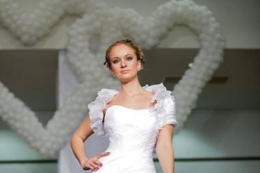 """Savaitgalį vykusi paroda """"Mūsų vestuvės"""" sulaukė 15 tūkst. lankytojų"""