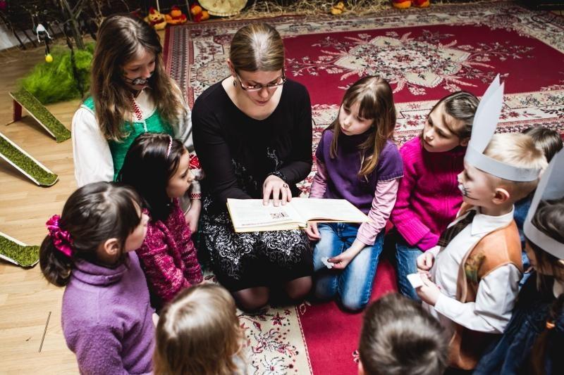 Kokie lietuvių  skaitymo    įgūdžiai?