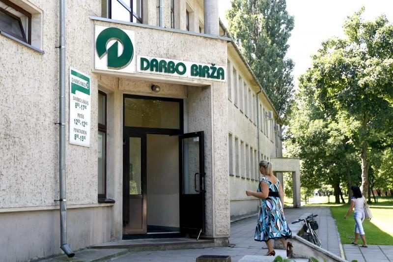 Būti bedarbiu  Lietuvoje bus  patogiau