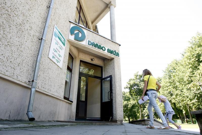 Lietuvoje darbo neturi 223 tūkst. gyventojų