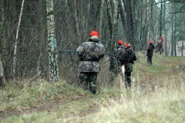 Molėtų rajone įkliuvo brakonieriai iš Vilniaus