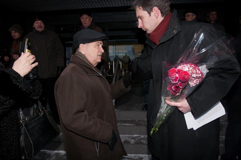 Teismas išteisino A.Paleckį dėl sovietų agresijos neigimo