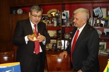 Kazachstaną domina verslo plėtros perspektyvos Lietuvoje