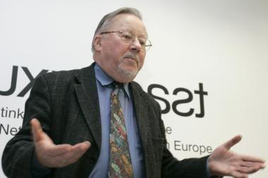 V.Landsbergis: V.Navicko elgesys nepriimtinas, Š.Skučo – irgi