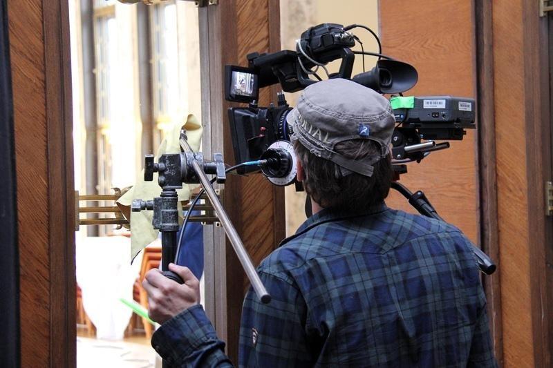 Kaunas apsuko galvą filmą kuriantiems vokiečiams