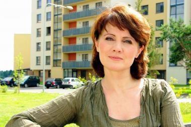 Angelė Kiliuvienė linkės sveikatos LNK laidoje