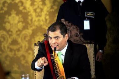 Ekvadore per prezidento gelbėjimo operaciją žuvo du žmonės, 37 sužeisti